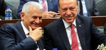 Erdoğan, yol arkadaşı Binali Yıldırım'a sahip çıktı
