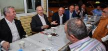 Kılıçdaroğlu taksi esnafıyla iftar yaptı