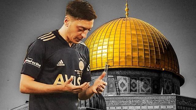 Filistin'deki kardeşlerim dualarım sizinle