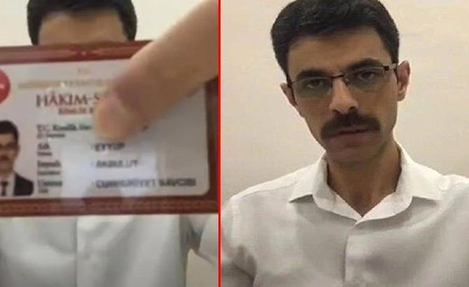 Viranşehir Savcısı Eyüp Akbulut geçici olarak görevden uzaklaştırıldı