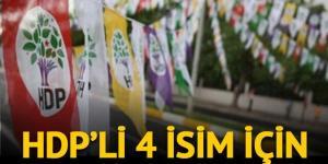HDP'li Ayhan Bilgen'e tahliye