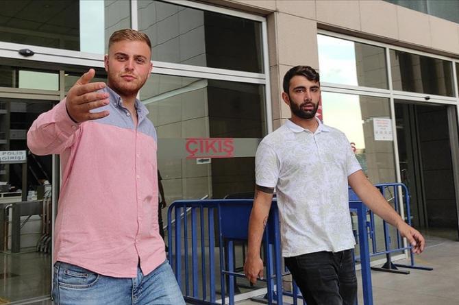 AA Muhabiri Biçeroğlu'na Saldıran Zanlılar Bırakıldı