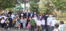 Eskişehir'in Eniştesi olan, Gelecek Partisi lideri Ahmet Davutoğlu Eskişehir halkına Keyifli Bir Etkinlik Düzenledi.